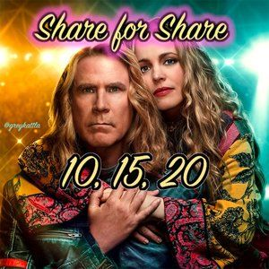 Share 10-15-20! Must leave comment! Share & Grow!